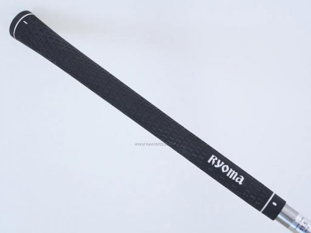 Driver : Ryoma : ไดรเวอร์ Ryoma Maxima Special Tunning (ตัวใหม่ล่าสุด ปี 2018 หน้าเด้งเกินกฏ) Loft 11.5 ก้านตัวท็อป RYOMA BEYOND POWER FLEX ∞