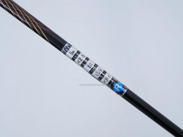 Fairway Wood : Kasco : หัวไม้ 5 Kasco Royal KR (รุ่นท๊อปสุด ล่าสุด หายากมากๆๆๆๆ) Loft 18 Flex R