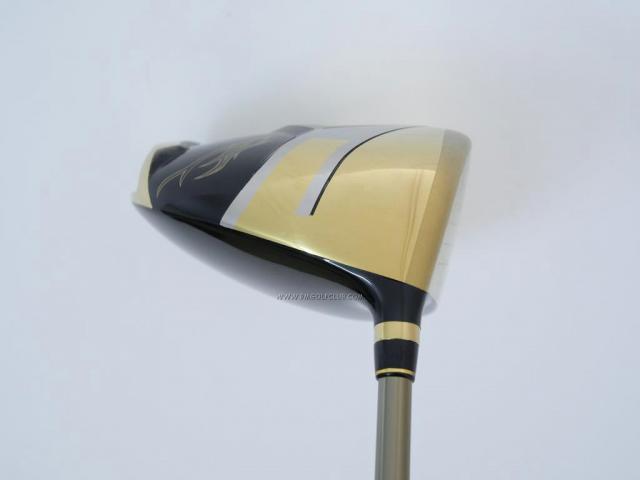 Driver : Tsuruya : Tsuruya AXEL Gold Premium (460cc. ตัวท๊อป หน้าเด้ง Non-Conform ของใหม่ 4 หมื่น) Loft 10.5 Flex R