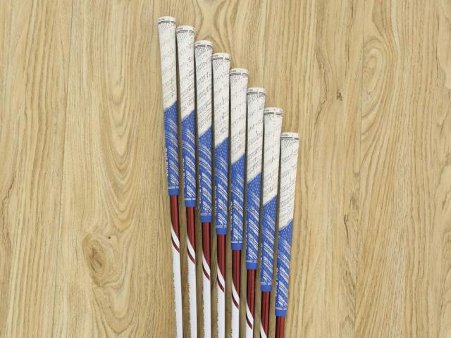 Iron set : Honma : ชุดเหล็ก Honma AMAZING Spec (หน้าเด้ง โกงองศาสุดๆ ไกลที่สุด) มีเหล็ก 6-11,Aw,Sw (8 ชิ้น ระยะเทียบเท่า 5-Pw,Aw,Sw) ก้านกราไฟต์ Flex R