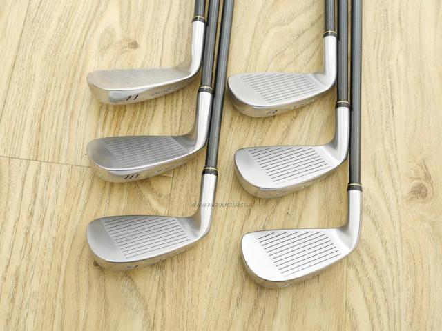 Iron set : Honma : ชุดเหล็ก Honma Beres MG701 มีเหล็ก 6-11 (6 ชิ้น) ก้าน ARMRQ B62 Flex R (1 ดาว)