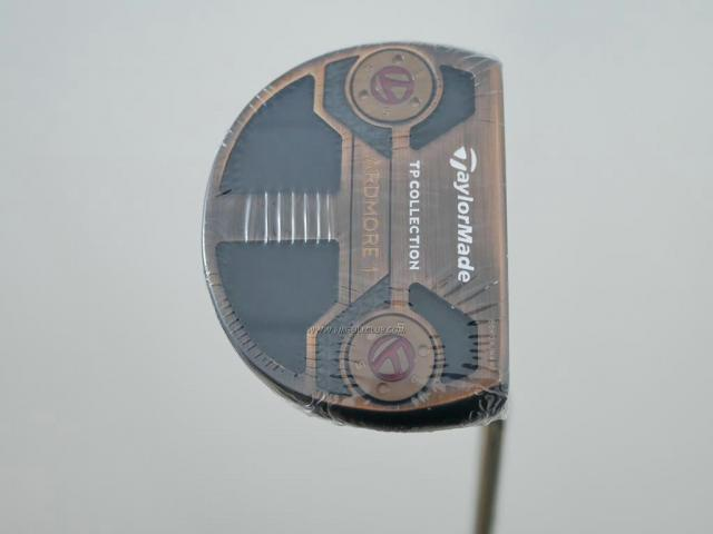 Putter : All : **ของใหม่ ยังไม่แกะพลาสติก** พัตเตอร์ Taylormade TP Black Copper Collection ARDMORE 1 Milled ยาว 33 นิ้ว
