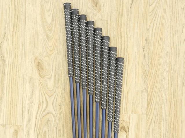 Iron set : Katana : ชุดเหล็ก Katana Sword SL-550 มีเหล็ก 5-Pw,Aw,Sw (8 ชิ้น) ก้านกราไฟต์ FLex R