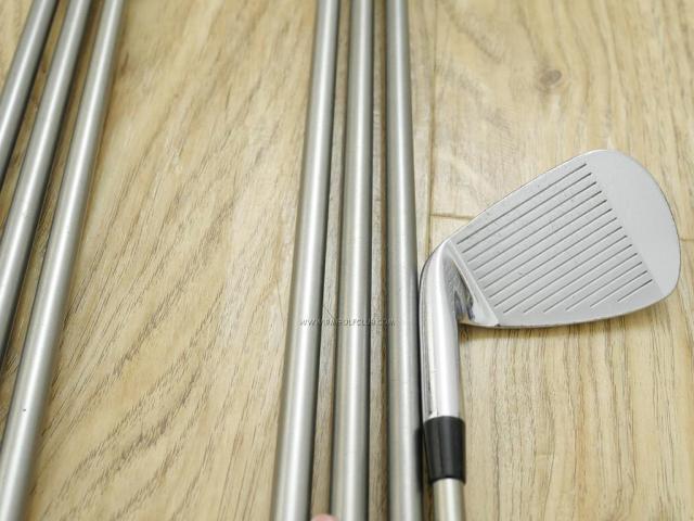 Iron set : Epon : ชุดเหล็ก EPON SUS316 Forged (นุ่มมากๆ) มีเหล็ก 4-Pw (7 ชิ้น) ก้านกราไฟต์ Mitsubishi Diamana Thump i465 Flex S