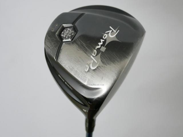 Driver : Romaro : Romaro RAY 460HX Black (460cc.) Loft 9 ก้าน Tour AD 65 Flex S