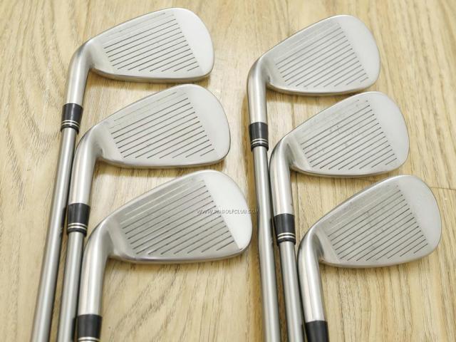 Iron set : Taylormade : ชุดเหล็ก Taylormade r7 Draw มีเหล็ก 5-Pw (6 ชิ้น) ก้านกราไฟต์ Flex S