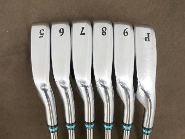 Iron set : XXIO : ชุดเหล็ก XXIO Forged มีเหล็ก 5-Pw (6 ชิ้น) ก้านเหล็ก NS Pro 950 Flex R