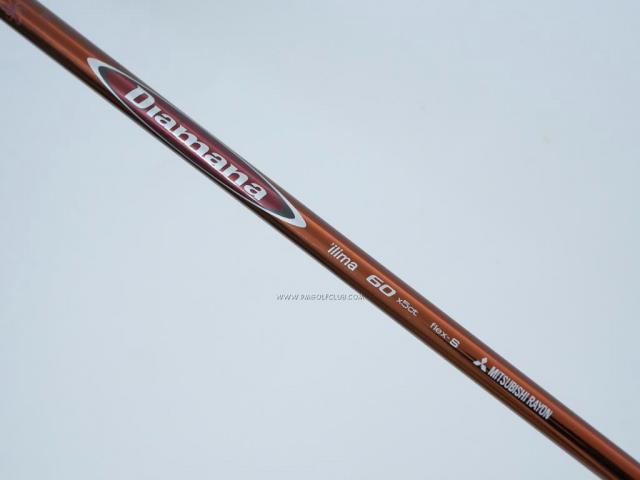 Fairway Wood : Other Brand : หัวไม้ 5 Yonex E-Zone Loft 18 ก้าน Mitsubishi Diamana ilima 60 FLex S
