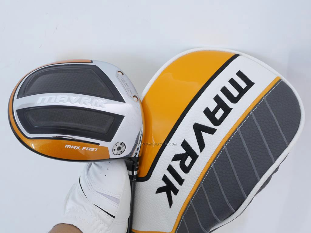 Driver : Callaway : ไดรเวอร์ Callaway Mavrik MAX FAST (รุ่นปี 2020 Japan Spec.) Loft 10.5 ก้าน Mitsubishi Diamana 40 Flex R