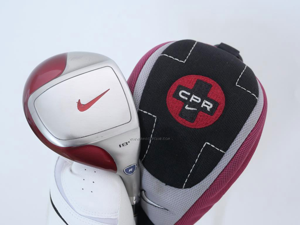 Fairway Wood : Other Brand : ไม้กระเทย Nike CPR Loft 18 Flex S