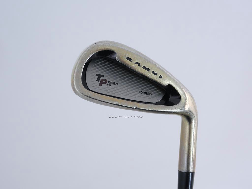 Iron set : Other Brand : เหล็ก 6 Kamui TP Forged Loft 27 ก้านกราไฟต์ Flex R