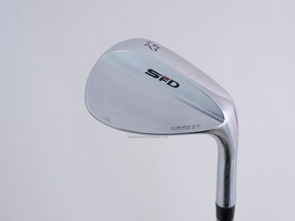 Wedge : Other : Wedge RC (Royal Collection) SFD X7 Forged Loft 52 ก้านเหล็ก Flex S