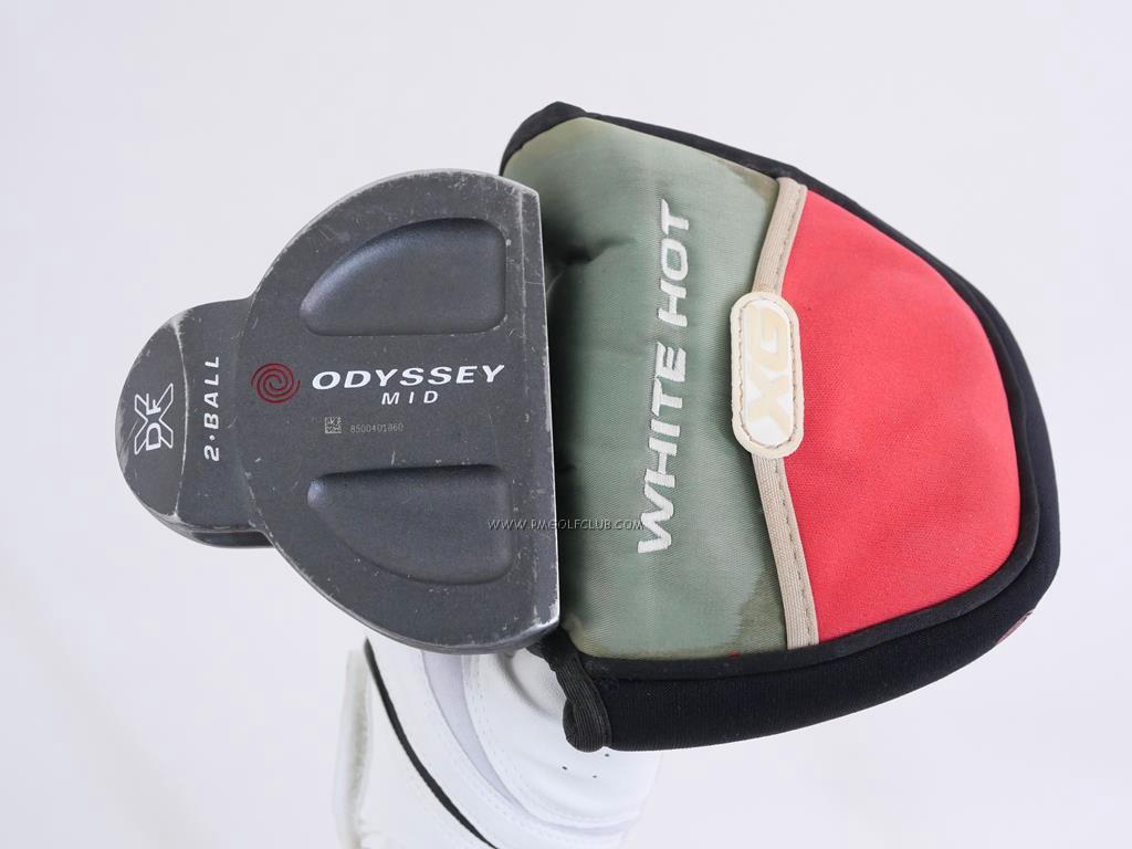 Putter : All : พัตเตอร์ Odyssey DFX 2-Ball MID ยาว 35 นิ้ว