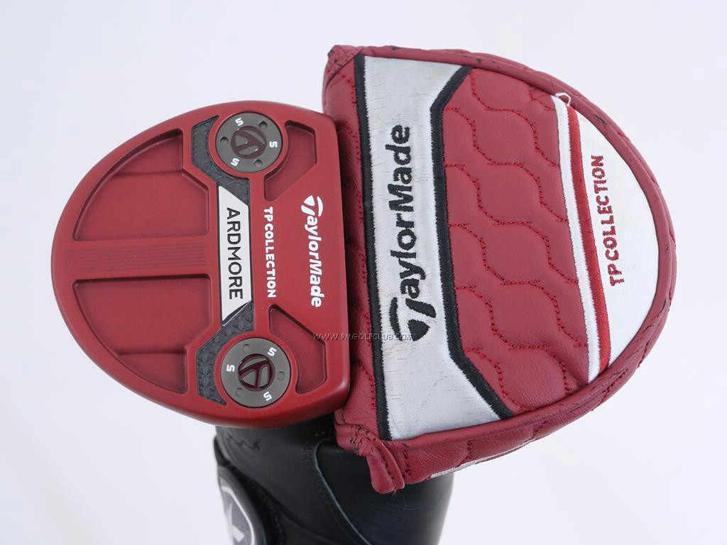 Putter : All : พัตเตอร์ Taylormade TP Red Collection Ardmore ยาว 33 นิ้ว