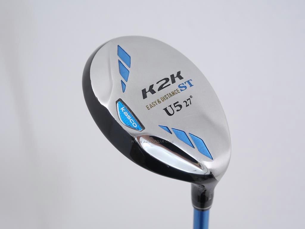 Lady club : All : ไม้กระเทย Kasco K2K ST Loft 27 Flex L