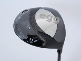 driver : ไดรเวอร์ PRGR Egg Bird (460cc.เบา อ่อน นุ่ม สบายมากๆ) Loft 10 ก้าน M-40 (FLex SR)