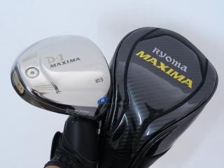 driver : **ของใหม่ ยังไม่แกะพลาสติก** Ryoma D-1 Maxima Special Tunning (รุ่นปี 2015 หน้าเด้งเกินกฏ) Loft 10.5 ก้าน Tour AD M2-D Flex R