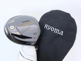 driver : ไดรเวอร์ Ryoma Maxima Special Tunning (รุ่นปี 2019 หน้าเด้งเกินกฏ) Loft 10.5 ก้านตัวท็อป RYOMA BEYOND POWER FLEX ∞