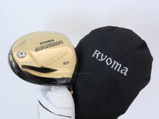 driver : ไดรเวอร์ Ryoma Maxima Type G (ออกปี 2018) Loft 10.5 ก้าน Tour AD M2-G Flex R
