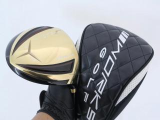 driver : Works Golf HyperBlade Premia (หน้าเด้งสุดๆ ชนะแข่งตีไกล) Loft 10.5 Flex S