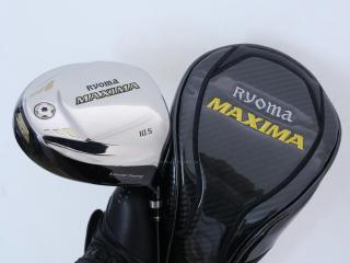 driver : ไดรเวอร์ Ryoma Maxima Special Tunning (ตัวใหม่ล่าสุด ปี 2018 หน้าเด้งเกินกฏ) Loft 10.5 ก้าน Tour AD M2-D Flex SR