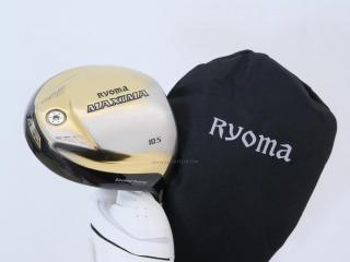 Driver : ไดรเวอร์ Ryoma Maxima Special Tunning (ตัวใหม่ล่าสุด ปี 2018 หน้าเด้งเกินกฏ) Loft 10.5 ก้าน Tour AD M2-G Flex R