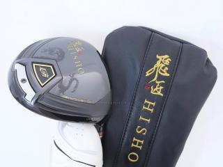 driver : ไดรเวอร์ Works Golf HISHO HR MAX 1.9 (รุ่นท๊อปสุด เบามากๆ หน้าเด้งสุดๆ) Loft 10.5 Flex R