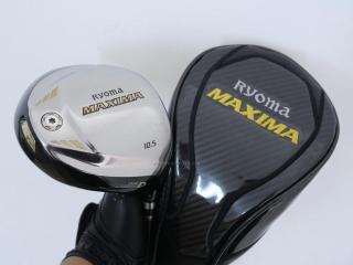 driver : ไดรเวอร์ Ryoma Maxima Type D (ออกปี 2018) Loft 10.5 ก้าน Tour AD M2-D Flex S