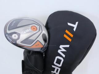 Driver : **ของใหม่ ยังไม่แกะพลาสติก** ไดรเวอร์ Honma Tour World TW747 460 (ออกปี 2019) Loft 10.5 ก้าน Honma Vizard 50 Flex R