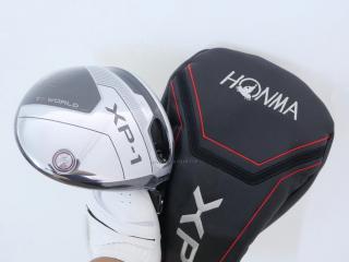driver : **ของใหม่ ยังไม่แกะพลาสติก** ไดรเวอร์ Honma Tour World XP-1 (รุ่นปี 2020) Loft 9.5 ก้าน Honma Vizard 43 Flex R