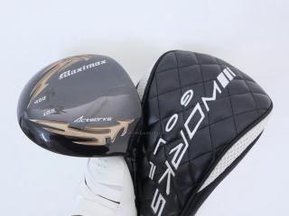 driver : Works Golf Maximax Premia (รุ่นแข่งตีไกล หน้าเด้งเกินกฏ) Loft 10.5 Flex S