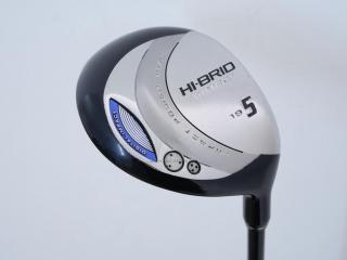 Fairway Wood : หัวไม้ 5 Hi-Brid ADFORCE Loft 19 Flex S