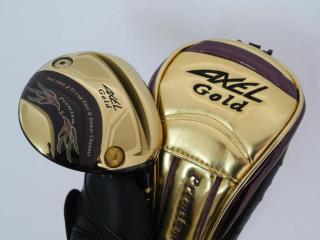 fairway_wood : หัวไม้ 5 Tsuruya AXEL Gold Premium II (รุ่นท๊อปสุด หายากมาก) Loft 18 Flex R