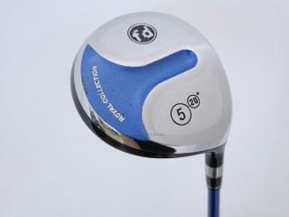 Fairway Wood : หัวไม้ 5 RC (Royal Collection) FD Loft 20 Flex R