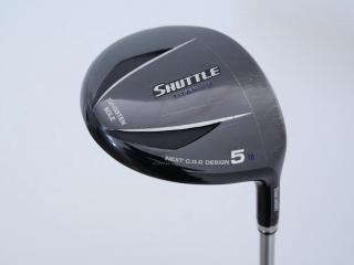 Fairway Wood : หัวไม้ 5 Maruman Shuttle Maraging (ออกปี 2016) Loft 18 Flex S