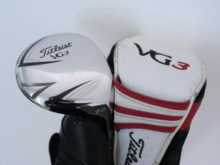 Fairway Wood : หัวไม้ 7 Titleist VG3 (Japan Spec.) Loft 21 ก้าน Mitsubishi VGF Flex R