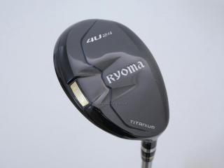 fairway_wood : ไม้กระเทย Ryoma Utility (Titanium) Loft 24 ก้าน Tour AD Ryoma U Flex SR