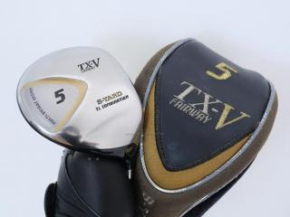 Fairway Wood : หัวไม้ 5 S-Yard TX-V Fairway Loft 18 Flex R1