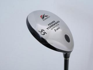 Fairway Wood : ไม้กระเทย Kasco Power Tornado E-Spec Loft 22 Flex S