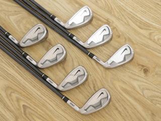 Iron set : ชุดเหล็ก Nike NDS มีเหล็ก 5-Pw,Sw (7 ชิ้น) ก้านกราไฟต์ Flex R