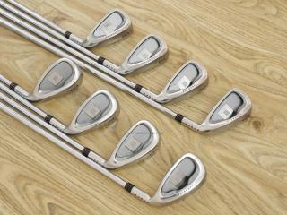 Iron set : ชุดเหล็ก Daiwa OnOff (Titanium ใบใหญ่ ตีง่าย ไกล) มีเหล็ก 5-Pw,Aw,Sw (8 ชิ้น) ก้านเหล็ก NS Pro 950 Flex S