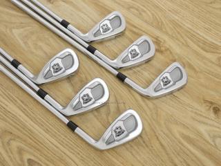 iron_set : ชุดเหล็ก Callaway X Forged มีเหล็ก 5-Pw (6 ชิ้น) ก้านเหล็ก NS Pro 950 Flex S