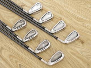 iron_set : ชุดเหล็ก Mizuno Intage Titanium (รุ่นท๊อป ใบใหญ่ ตีไกลมาก) มีเหล็ก 5-Pw,Aw,Sw (8 ชิ้น) ก้านกราไฟต์ Flex R1