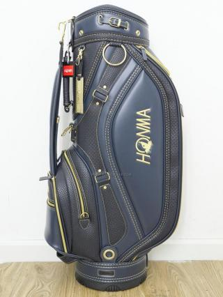 Golf Bag : ***ของใหม่*** ถุงกอล์ฟ Honma CB-12006 สีน้ำเงิน ขนาด 9 นิ้ว