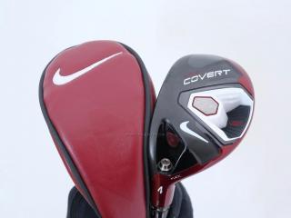 x.. Left Handed ..x : ไม้กระเทย Nike Covert VRS 2.0 Loft 21-25 ก้าน Mitsubishi KUROKAGE 80HY Flex S