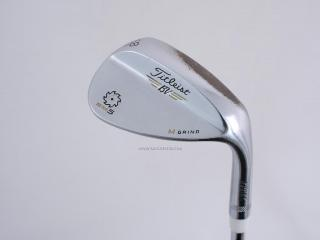 Wedge : Wedge Titleist Vokey SM5 Forged Loft 58 ก้านเหล็ก Flex S