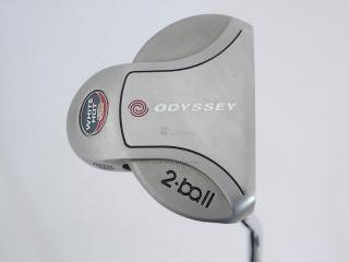 Putter : พัตเตอร์ Odyssey White Hot XG 2-ball ยาว 34 นิ้ว