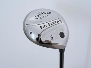Lady club : หัวไม้ 5 Callaway Big Bertha Loft 19 Flex L