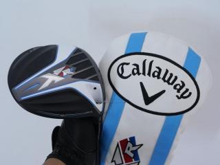 Lady club : ไดรเวอร์ Callaway XR16 (460cc.) Loft 13.5 ก้าน Mitsubishi Bassara E52 Flex L
