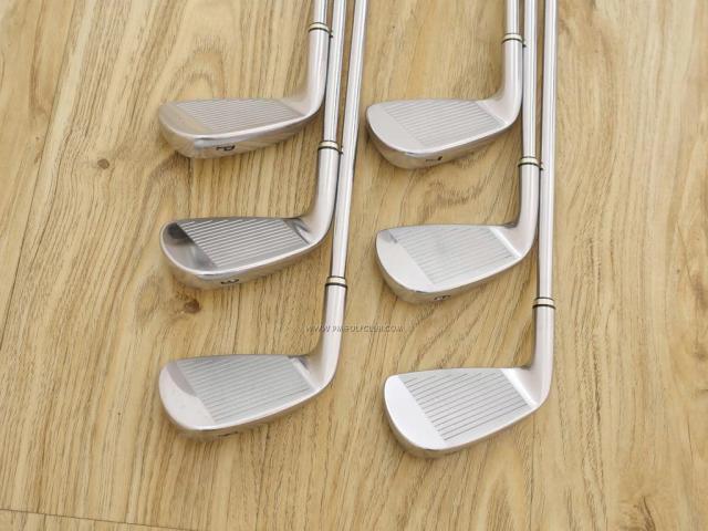 Iron set : XXIO : ชุดเหล็ก XXIO Forged มีเหล็ก 5-Pw (6 ชิ้น) ก้านเหล็ก NS Pro 950 Flex S